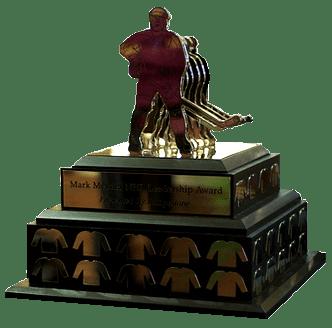 Mark Messier Leadership Award