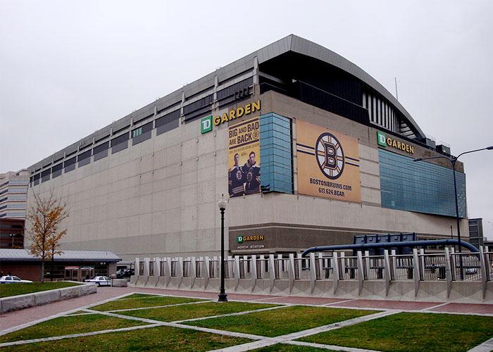 TD Garden, Boston